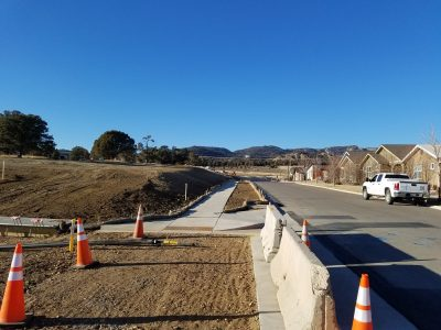 three springs phase ii survey project